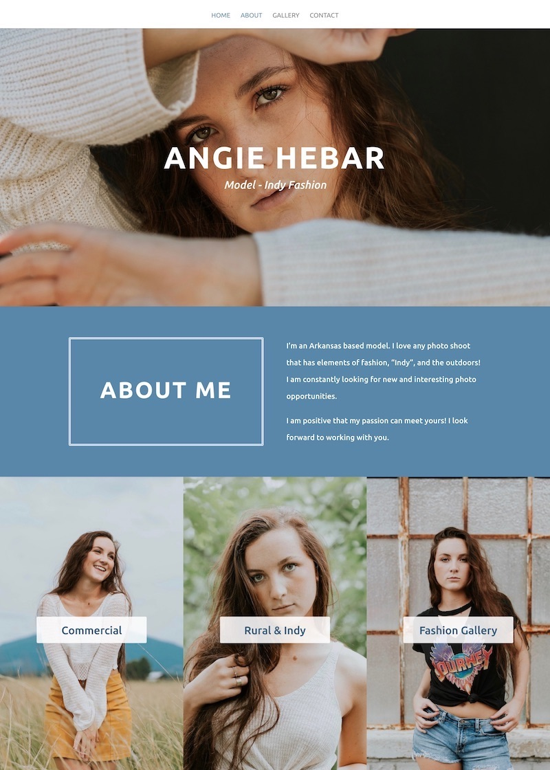 Angie Hebar